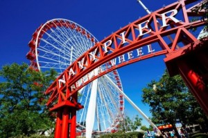 Chicago's iconic ferris wheel is coming to Missouri (Photo Credit: Navy Pier, Inc.  Chicago)