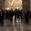 Gov. Nixon enters chamber for State of State address