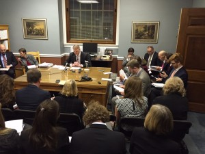 Budget preview meeting before Gov. Nixon's address