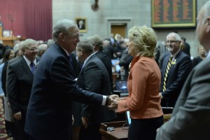 Jay Nixon 2015 State of the State 01-21-2015 2
