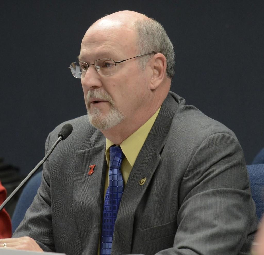 Representative Don Phillips (photo courtesy; Tim Bommel, Missouri House Communications)