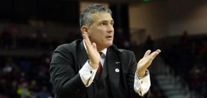Frank Martin (file photo/USC Athletics)