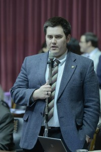 Representative Joe Don McGaugh (photo courtesy; Tim Bommel, Missouri House Communications)