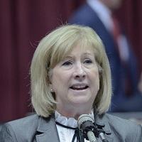 Republican state Rep. Marsha Haefner