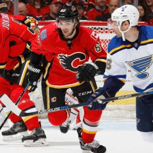 Calgary's Michael Frolik (photo/NHL.com)
