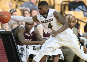 Has sophomore Tremaine Isabell figured out his game? (photo/Mizzou Athletics)
