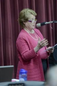 Representative Judy Morgan (photo courtesy; Tim Bommel, Missouri House Communications)