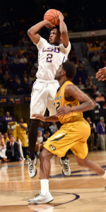 LSU's Antonio Blakeney (photo/Steve Franz, LSU)