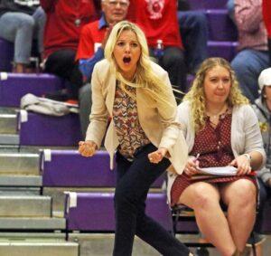Drury coach Molly Miller (photo/NCAA.com)