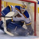 Blues need to get back to playing their game after Stars grab 1-0 series lead