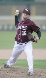 Missouri State University Baseball vs. Southern Illinois-Edwardsville on Sunday, March 6, 2016 at Hammons Field in Springfield, Mo.