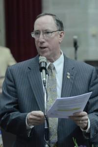 Representative Nick King (photo courtesy; Tim Bommel, Missouri House Communications)