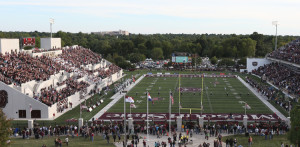 Plaster Stadium on the campus of Missouri State will host the 2016 Show-Me Bowl for Classes 1-6