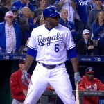 Royals play familiar role as spoilers with 9th inning comeback (VIDEO)