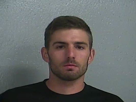 Marko Boskovic (photo/Green County Jail)