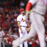 Cardinals offense shutdown by Phillies' Nola