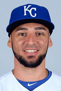 Paulo Orlando (photo/KCRoyals.com)