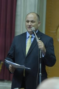 Missouri House Speaker Pro Tem Denny Hoskins (R-Warrensburg)