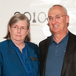 Jeanne and Rex Sinquefield feat