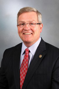 Sen. David Pearce (R-Warrensburg)