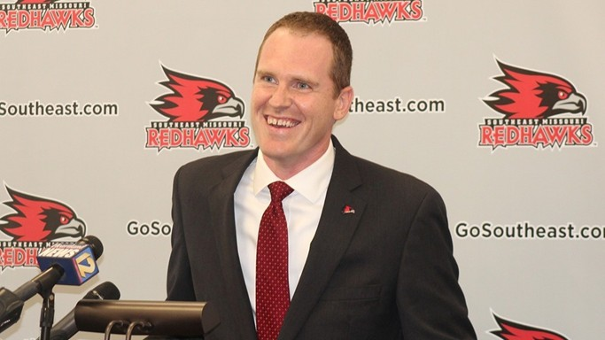 Brady Barke (photo/SEMO Athletics)