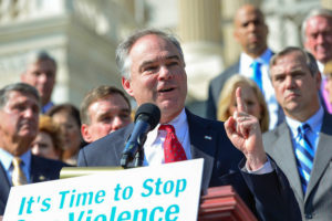Photo courtesy of Tim Kaine's U.S. Senate page