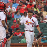 How long did the #STLCards know that Rosenthal had arm issues?