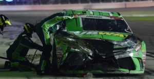 carl damage daytona