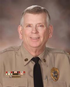 Sheriff Mike Strong (Photo courtesy of Buchanan County Sheriffs Dept.)