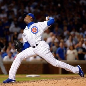 Aroldis Chapman (photo/Twitter)