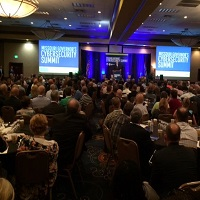 Cybersecurity Summit - photo courtesy of Gov. Nixon's Twitter feed