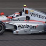 Power takes rain-delayed Pocono race
