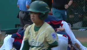 The thrill of victory and agony of defeat.  The Little League World Series does not look fun anymore.