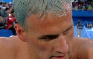 Ryan Lochte will be sweating bullets now after it came out his story was B.S.