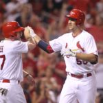 Three more homers help Cardinals to deGrom