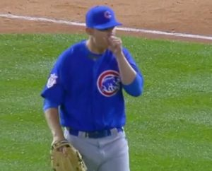 Rob Zastryzny makes his major league debut in Colorado for the Cubs.