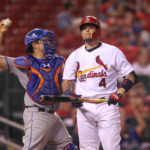 Home (not) sweet home as the Cardinals drop series opener to the Mets