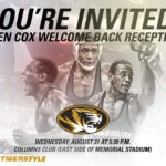 #Mizzou fans can welcome back J'den Cox to Columbia this Wednesday