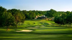Country Club of Birmingham; West Course, Hole. No. 18 (USGA/Russell Kirk)