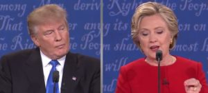 The funny and quirky observations from the first Presidential debate