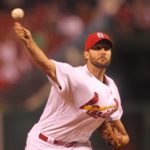 Offense picks up Wainwright after slow start. #STLCards hang with Wild Card leaders