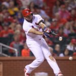 #STLCards bats go quiet bit stay one back of SF