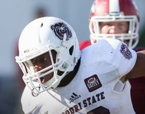Missouri State hosts the top FCS program on Saturday (photo/MSU athletics)