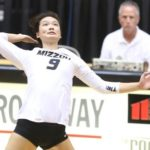 Kan reaches kill milestone as Mizzou volleyball rolls to their 12 straight win