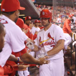 Holliday's final at-bat at Busch ends in dramatic fashion (AUDIO/VIDEO)