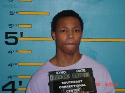 Ledale Nathan (Photo courtesy of the Missouri Department of Corrections)