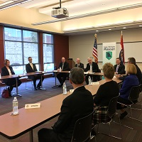 Public Health Response Roundtable Discussion - Jefferson City