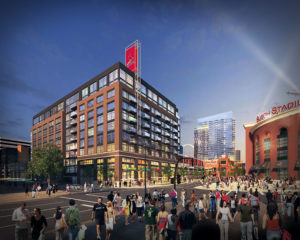 Ballpark Village, Phase 2 (photo/St. Louis Cardinals)