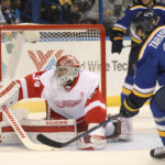 Hitch concerned about lack of offense as the #stlblues lose to Detroit at home…again