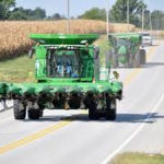 Study suggests better marking of farm vehicles could reduce accidents